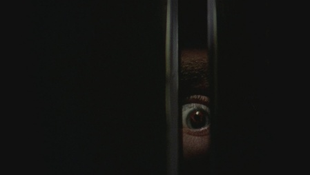 Black Christmas eye