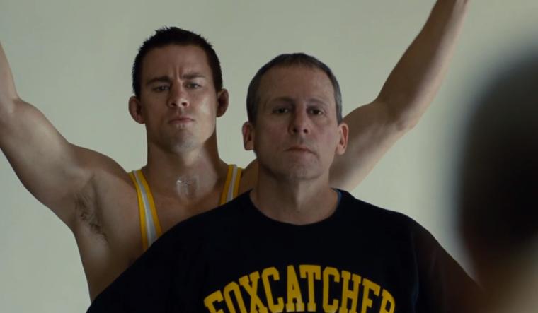 Foxcatcher still 1 (2014)
