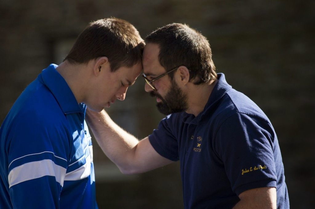Foxcatcher still 2 (2014)