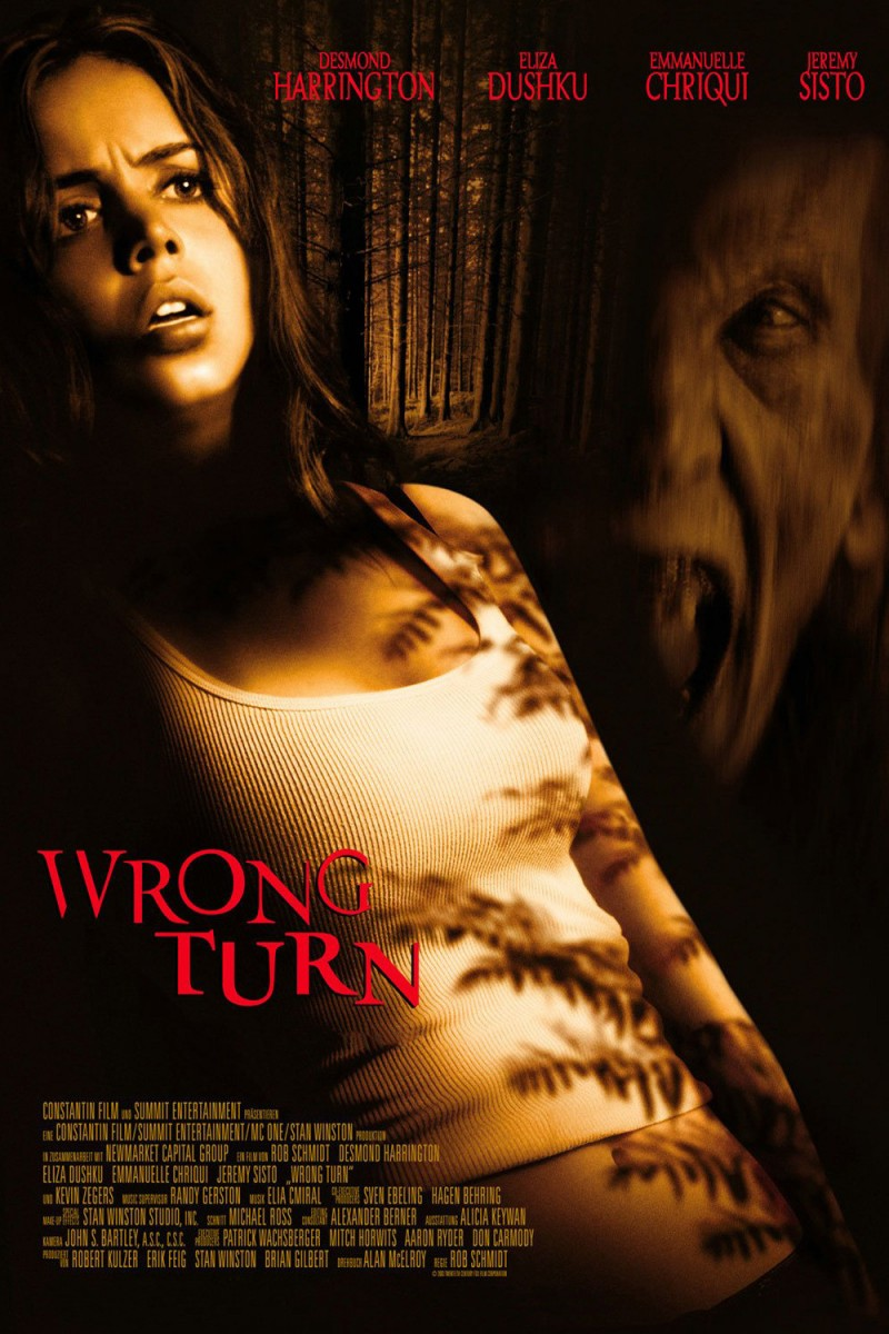 Booth wrong turn lindy