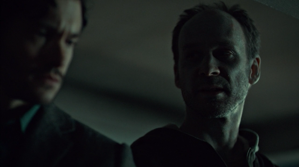 Hannibal Season 2 Episode 13 Mizumono Father Son Holy Gore