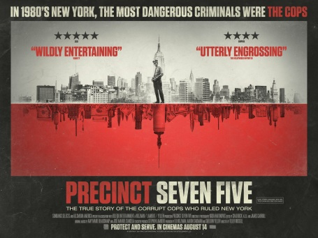 Precinct-Seven-Five-UK-Quad-Poster