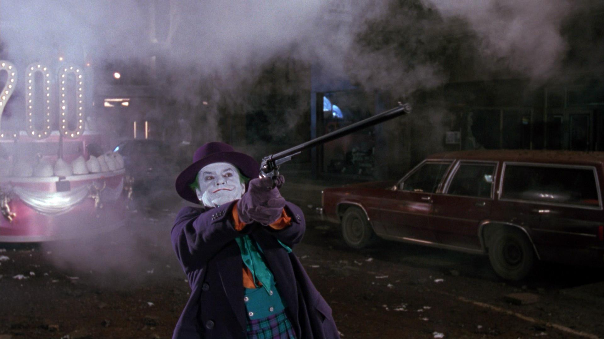 Tim Burton's Batman. The Best Batman. | Father Son Holy Gore