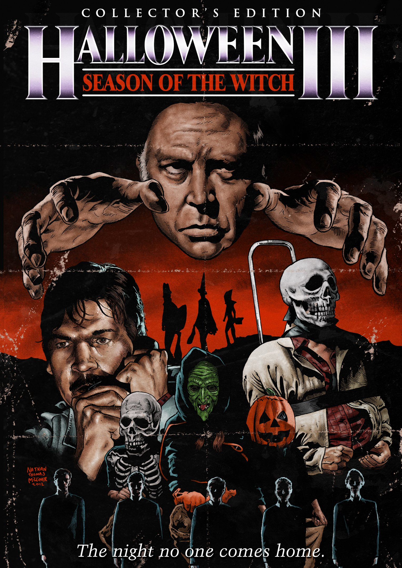 Halloween III: Season of the Witch | Father Son Holy Gore