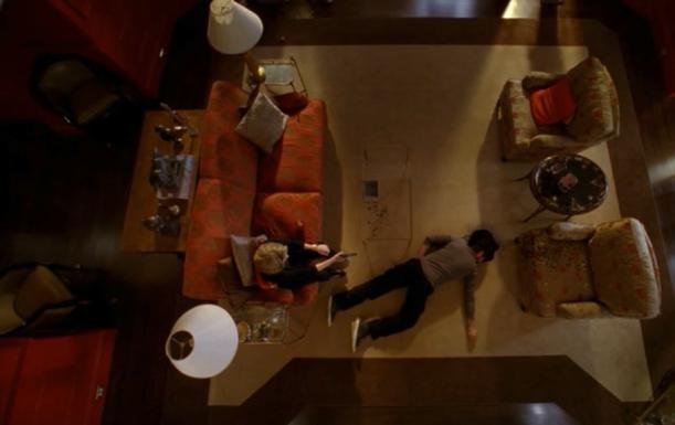 "American Horror Story – Season 2, Episode 13: ""Madness Ends"" Jenna Dewan American Horror Story Scene"