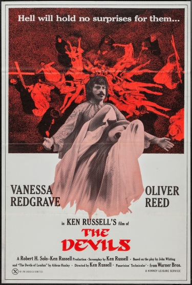 THE DEVILS - American Poster 1