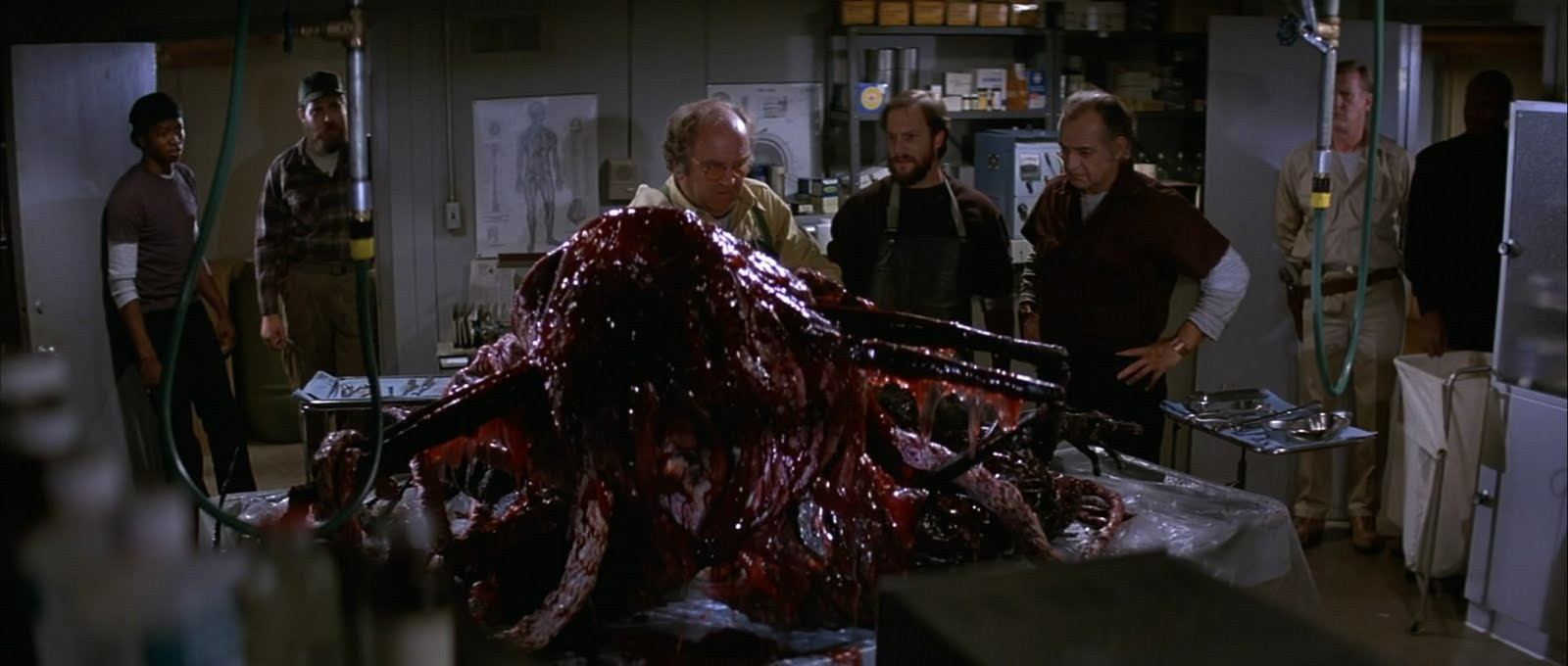isolated paranoia john carpenter s the thing father son