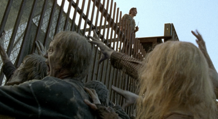 Father Son Holy Gore - The Walking Dead - Alexandria's Walls