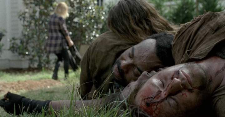 Father Son Holy Gore - The Walking Dead - Dead Wolves