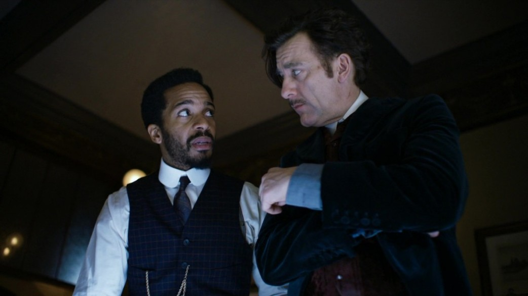 The Knick Season 2 Episode 2 You Re No Rose Father Son Holy Gore