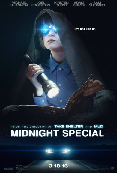 Фильм «Midnight Special» — 2016