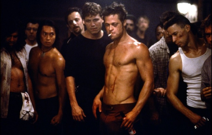 Father Son Holy Gore - Fight Club - Brad Pitt