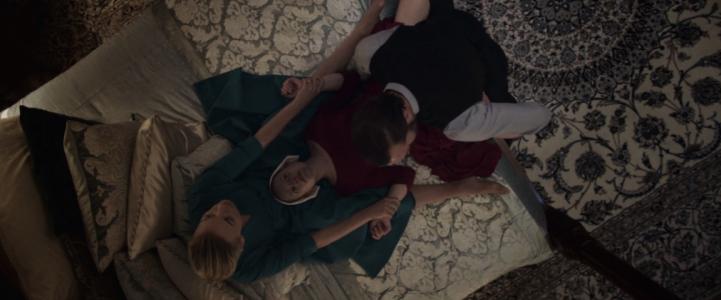 The Handmaid's Tale - Elisabeth Moss and Yvonne Strahovski