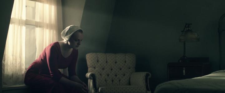 The Handmaid's Tale - Elisabeth Moss