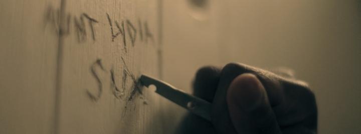 The Handmaid's Tale - Graffiti