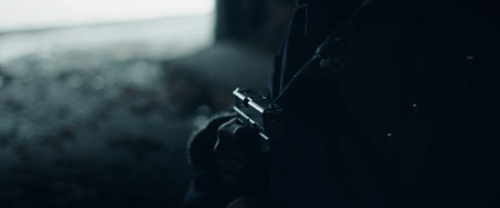 The Handmaid's Tale - Gun
