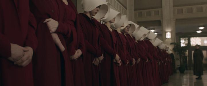 The Handmaid's Tale - Handmaid Uniforms