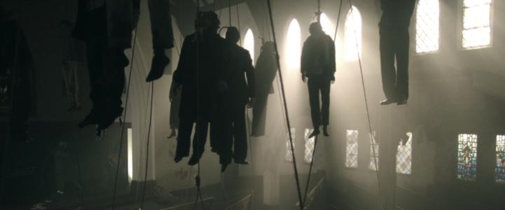The Handmaid's Tale - Mass Execution