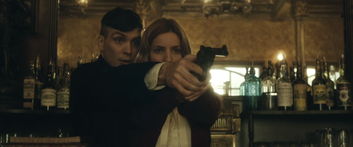 Peaky Blinders – Season 1, Episode 5 – Father Son Holy Gore