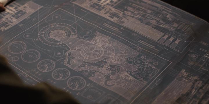 Tannhaus machine blueprints