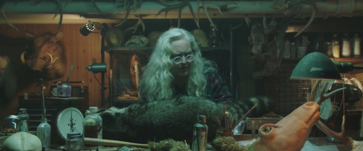 "Channel Zero's Butcher's Block 3x01 ""Insidious Onset"""