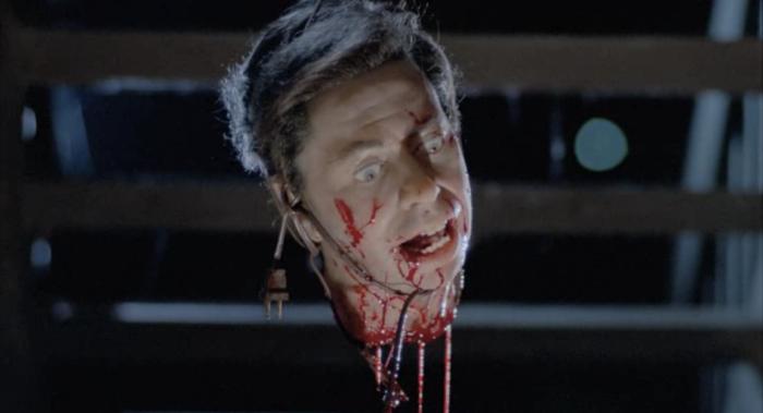 Blood Rage - Decapitation