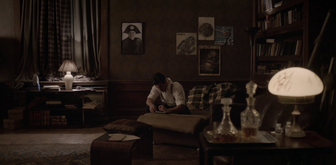 "Lore - Season 2, Episode 6: ""Jack Parsons: The Devil and ..."