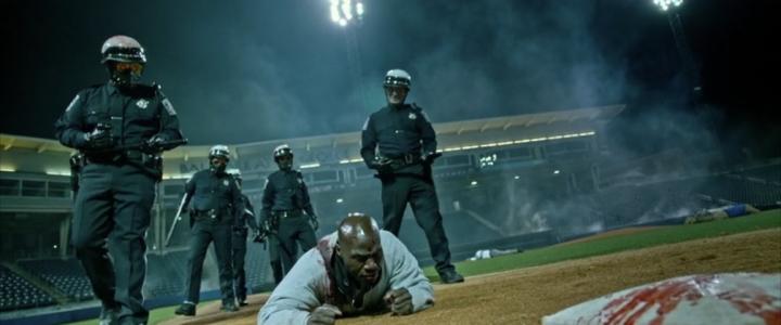 The First Purge - Baseball