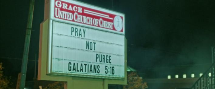The First Purge - Galatians