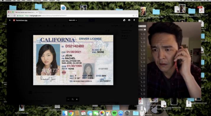 Searching - Fake ID