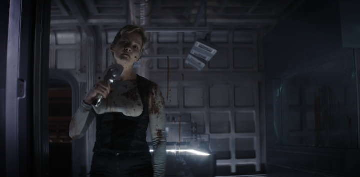 """Syfy's Nightflyers """"All That We Left Behind"""" - Gretchen Mol"""