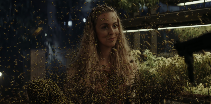 "Syfy's Nightflyers ""Torches and Pitchforks"" - Miranda Raison"