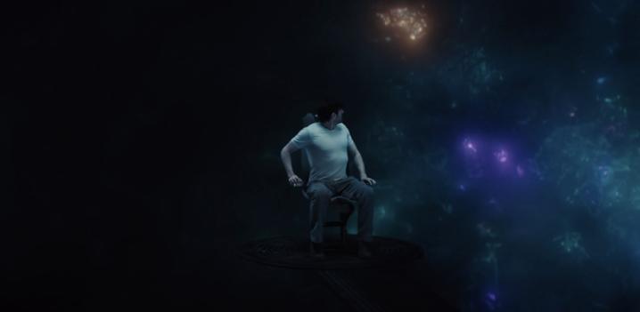 """Syfy's Nightflyers """"Transmission"""" - Eoin Macken"""