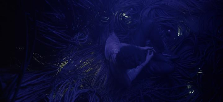"""Syfy's Nightflyers """"Rebirth"""" - Maya Eshet"""