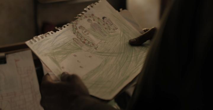 True Detective Season 3 - Child's Drawing