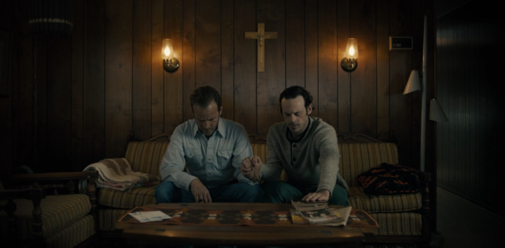 True Detective Season 3 - Scoot McNairy & Stephen Dorff