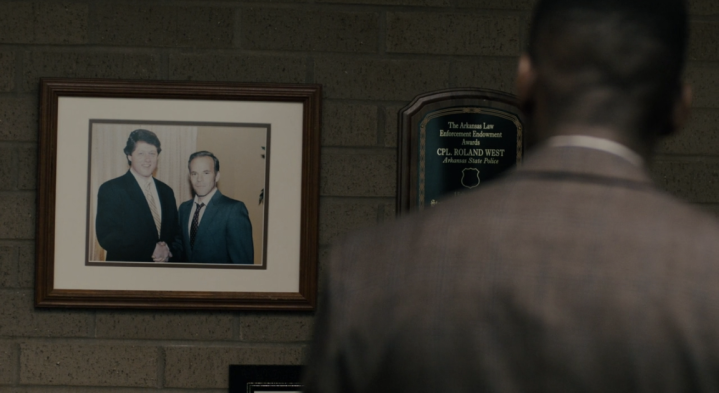 True Detective - Mahershala Ali, Stephen Dorff, & Bill Clinton