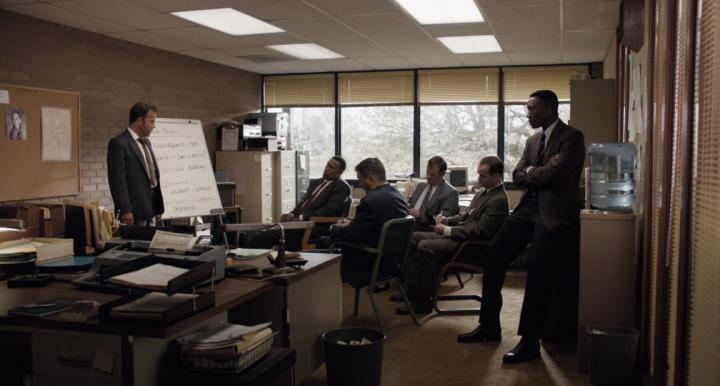 True Detective Season 3 - Stephen Dorff & Mahershala Ali