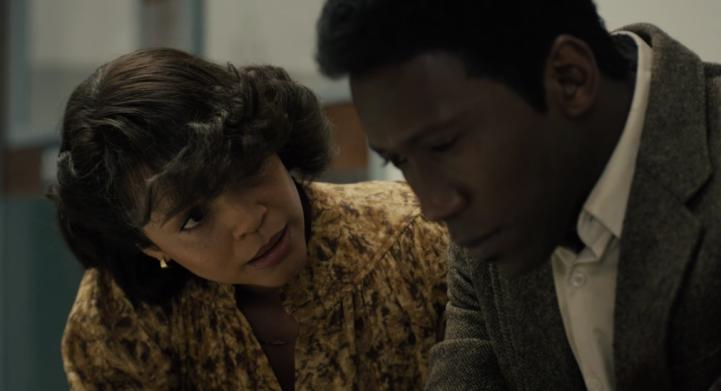 True Detective Season 3 - Carmen Ejogo & Mahershala Ali