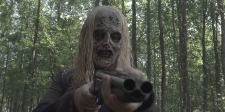 The Walking Dead - Adaptation - Alpha Whisperer