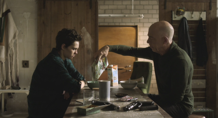 Counterpart - You to You - Sara Serraiocco and J.K. Simmons