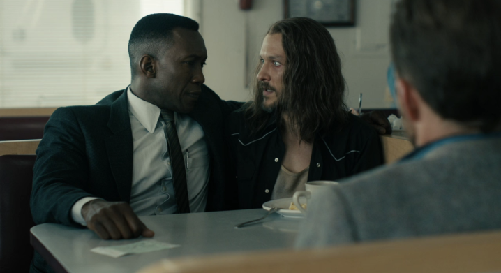 True Detective Season 3 - Mahershala Ali and Michael Graziadei
