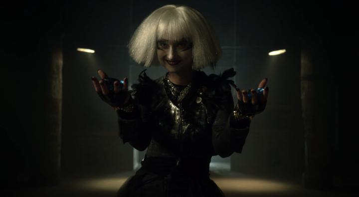 Gotham - Sarah Schenkkan
