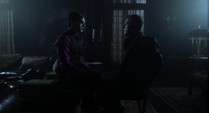 Gotham - Cameron Monaghan & Sean Pertwee