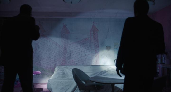 True Detective - Now Am Found - Castle