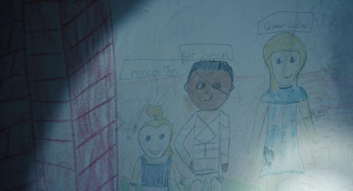 True Detective - Now Am Found - Princess Mary