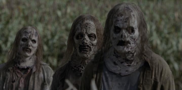 """The Walking Dead 9x11 """"Bounty"""" - Whisperers"""