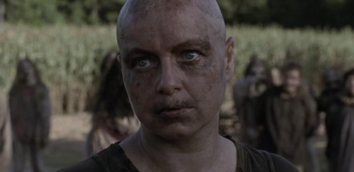 "The Walking Dead 9x11 ""Bounty"" - Samantha Morton"