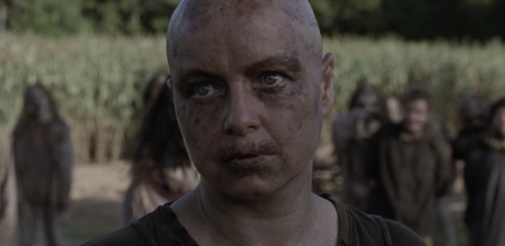 "The Walking Dead 9x11 ""Bounty"" - Samantha Morton"