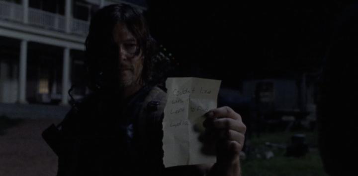 """The Walking Dead 9x11 """"Bounty"""" - Norman Reedus"""